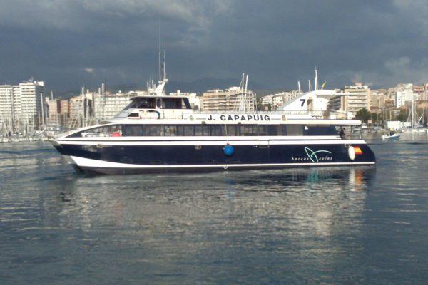 Catamarán J. Capapuig