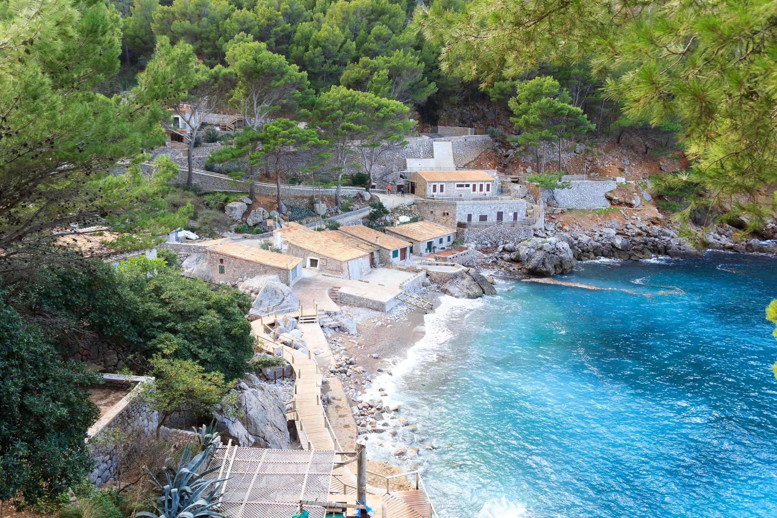 Playa de Sa Calobra
