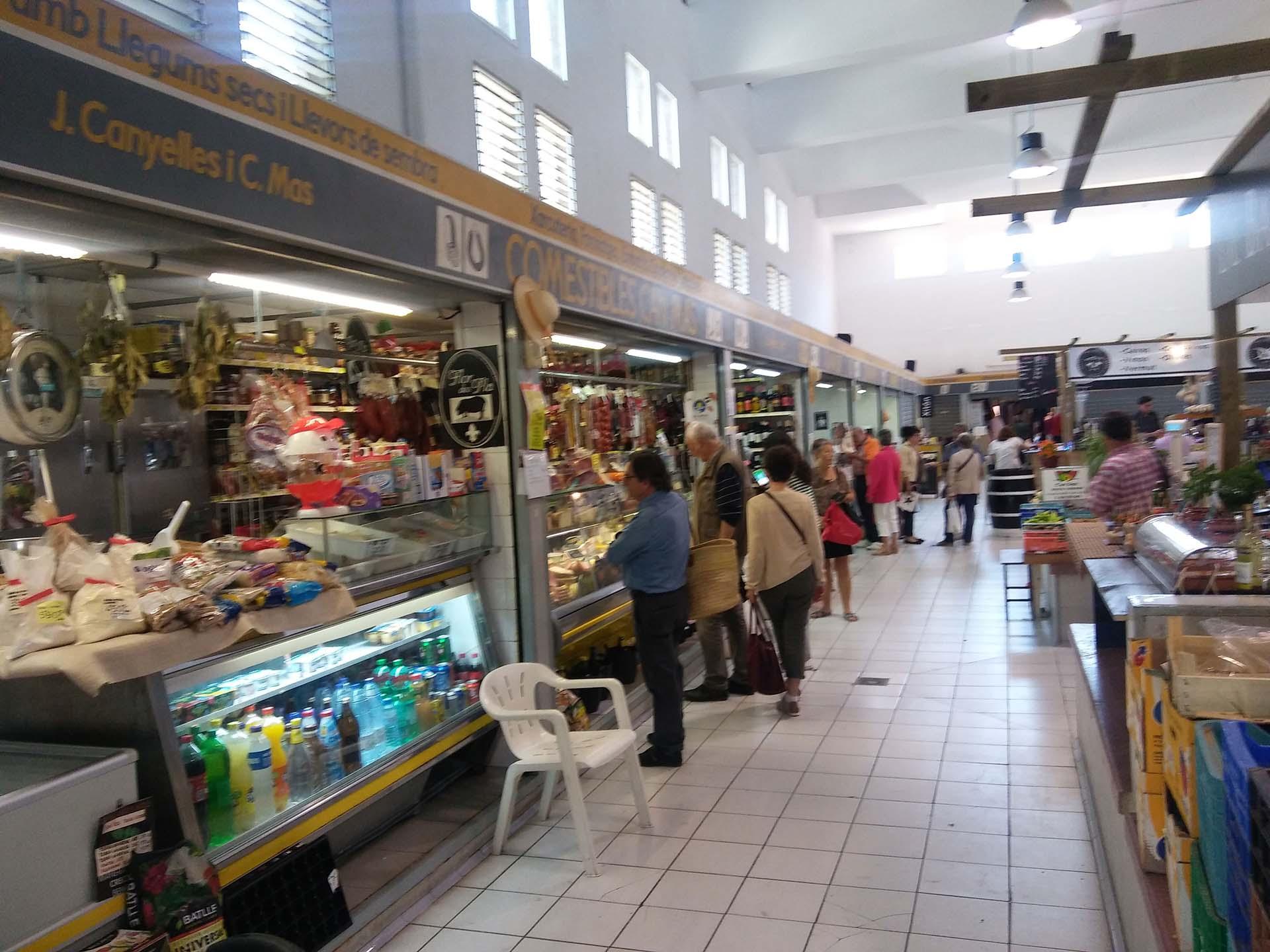 Mercado soller